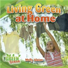 Living Green at Home - eBook