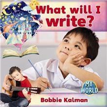 What Will I Write? - HC