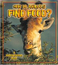 How do animals find food? - PB