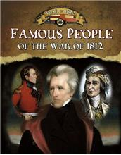 Famous People of the War of 1812-ebook