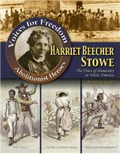 Harriet Beecher Stowe: The Voice of Humanity in White America-ebook